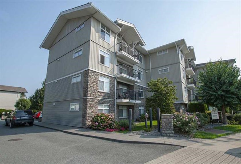 For Sale: 303 - 33255 Old Yale Road, Abbotsford, BC | 2 Bed, 2 Bath Condo for $355000.