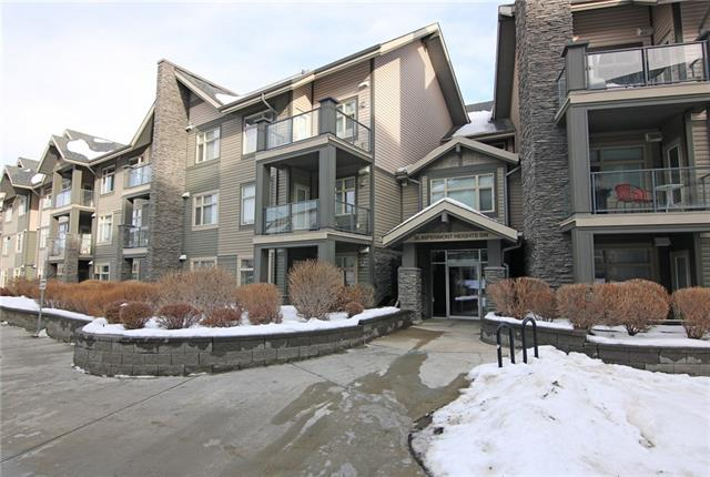 For Sale: 303 - 35 Aspenmont Heights Southwest, Calgary, AB   2 Bed, 2 Bath Condo for $345,000. See 38 photos!