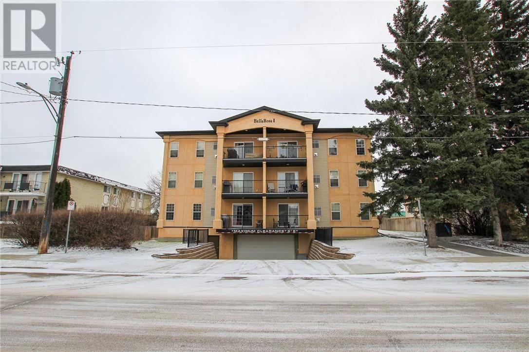 Buliding: 3505 51 Avenue, Red Deer, AB