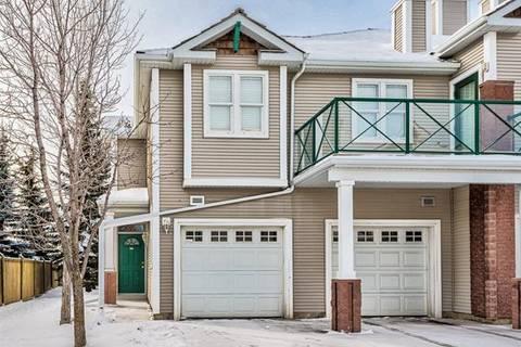 Townhouse for sale at 39 Hidden Creek Pl Northwest Unit 303 Calgary Alberta - MLS: C4285387