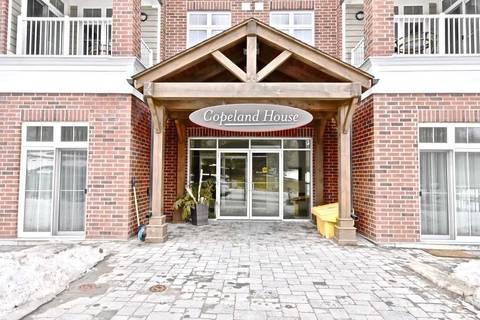 Condo for sale at 40 Horseshoe Blvd Unit 303 Oro-medonte Ontario - MLS: S4723016