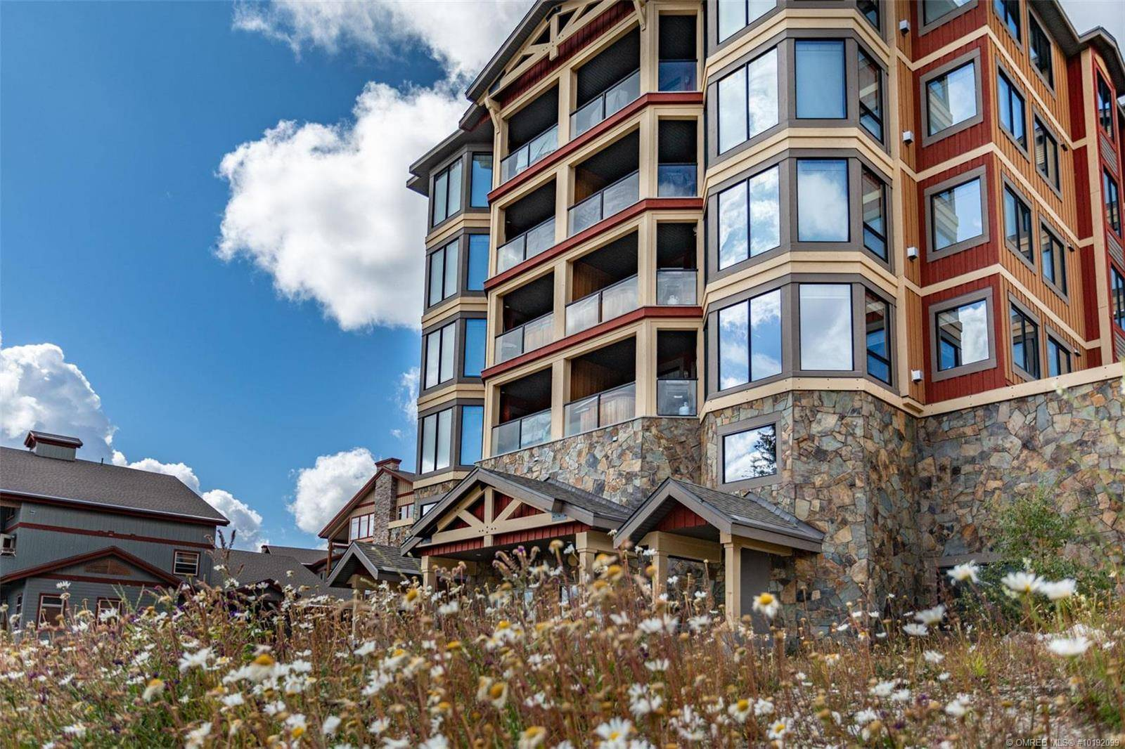 Buliding: 5085 Snowbird Way, Big White, BC