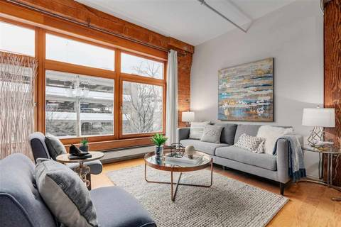 Condo for sale at 518 Beatty St Unit 303 Vancouver British Columbia - MLS: R2419214