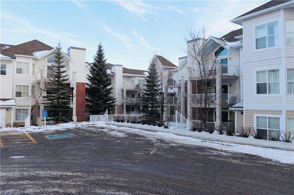 Condo for sale at 6800 Hunterview Dr Nw Unit 303 Huntington Hills, Calgary Alberta - MLS: C4267277