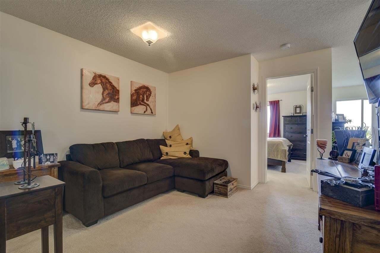 Condo for sale at 70 Woodsmere Cl Unit 303 Fort Saskatchewan Alberta - MLS: E4212342