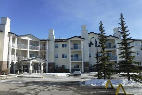 Condo for sale at 72 Quigley Dr Unit 303 Cochrane Alberta - MLS: C4287457