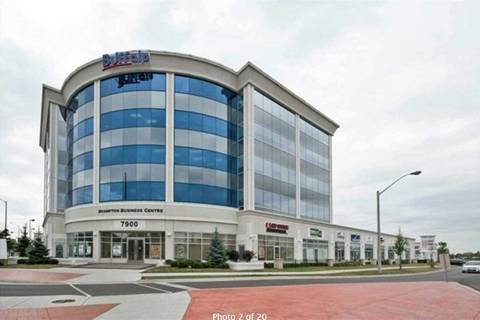 Commercial property for lease at 7900 Hurontario St Apartment 303 Brampton Ontario - MLS: W4611131