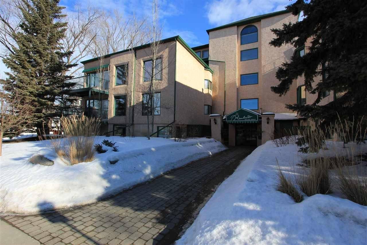 Condo for sale at 9131 99 St Nw Unit 303 Edmonton Alberta - MLS: E4186817