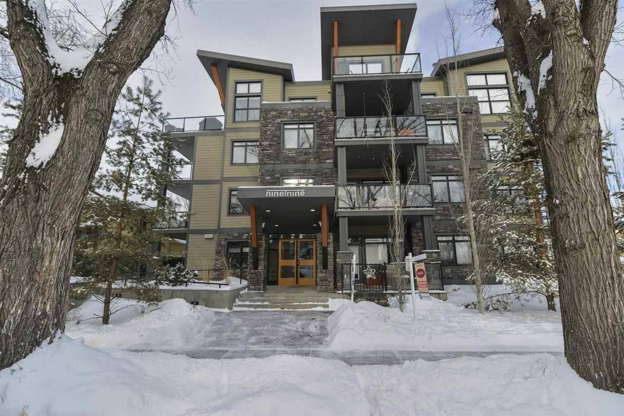 Condo for sale at 9908 84 Ave Nw Unit 303 Edmonton Alberta - MLS: E4185103