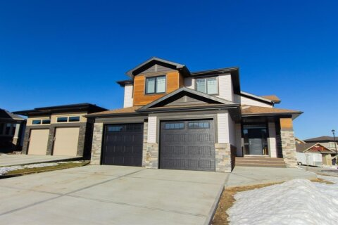 House for sale at 303 Canyon Estates Pl W Lethbridge Alberta - MLS: A1050097