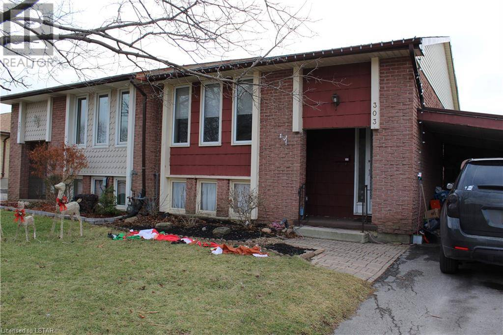 Residential property for sale at 303 Chestnut St St. Thomas Ontario - MLS: 240040