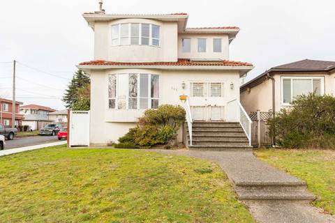 House for sale at 303 51st Ave E Vancouver British Columbia - MLS: R2368985