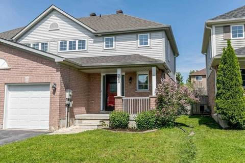 Townhouse for sale at 303 Esther Dr Barrie Ontario - MLS: S4510150