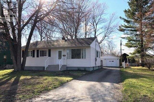 House for sale at 303 Fulton Ave Fredericton New Brunswick - MLS: NB043326