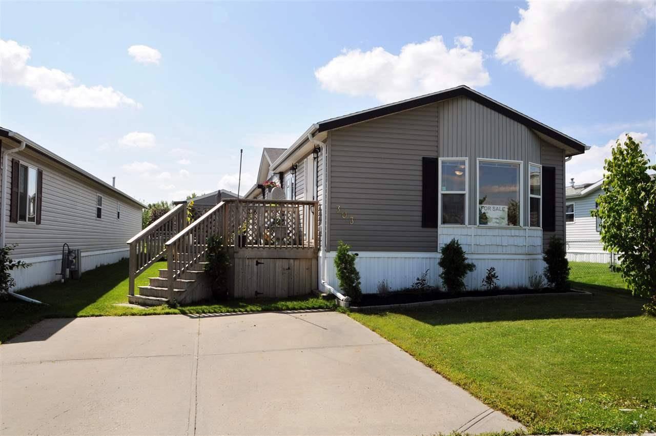 Home for sale at 303 Maple Wood Dr Se Edmonton Alberta - MLS: E4168036