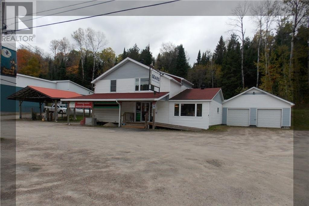 Residential property for sale at 303 Ontario St Burk's Falls Ontario - MLS: 40031165