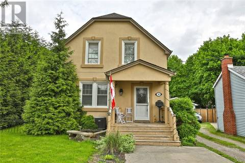 House for sale at 303 Park St West Dundas Ontario - MLS: 30749660