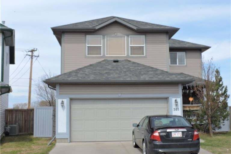 House for sale at 303 Silver Springs Wy NW Silver Creek, Airdrie Alberta - MLS: C4286429
