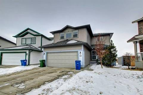 House for sale at 303 Silver Springs Wy Northwest Airdrie Alberta - MLS: C4286429