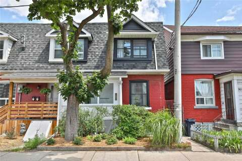 Townhouse for sale at 303 St Helens Ave Toronto Ontario - MLS: C4813904