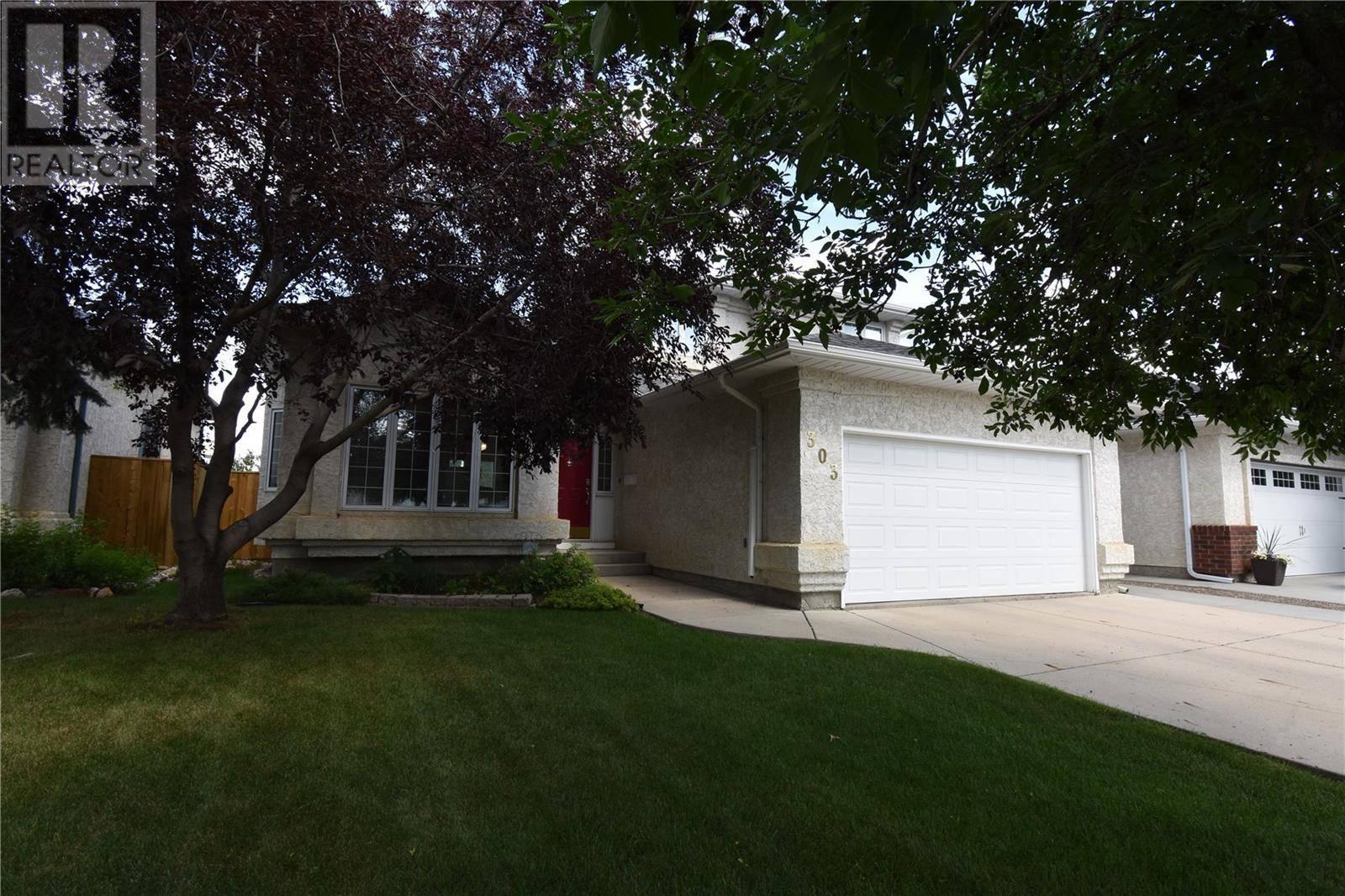 House for sale at 303 Steiger Wy Saskatoon Saskatchewan - MLS: SK779296