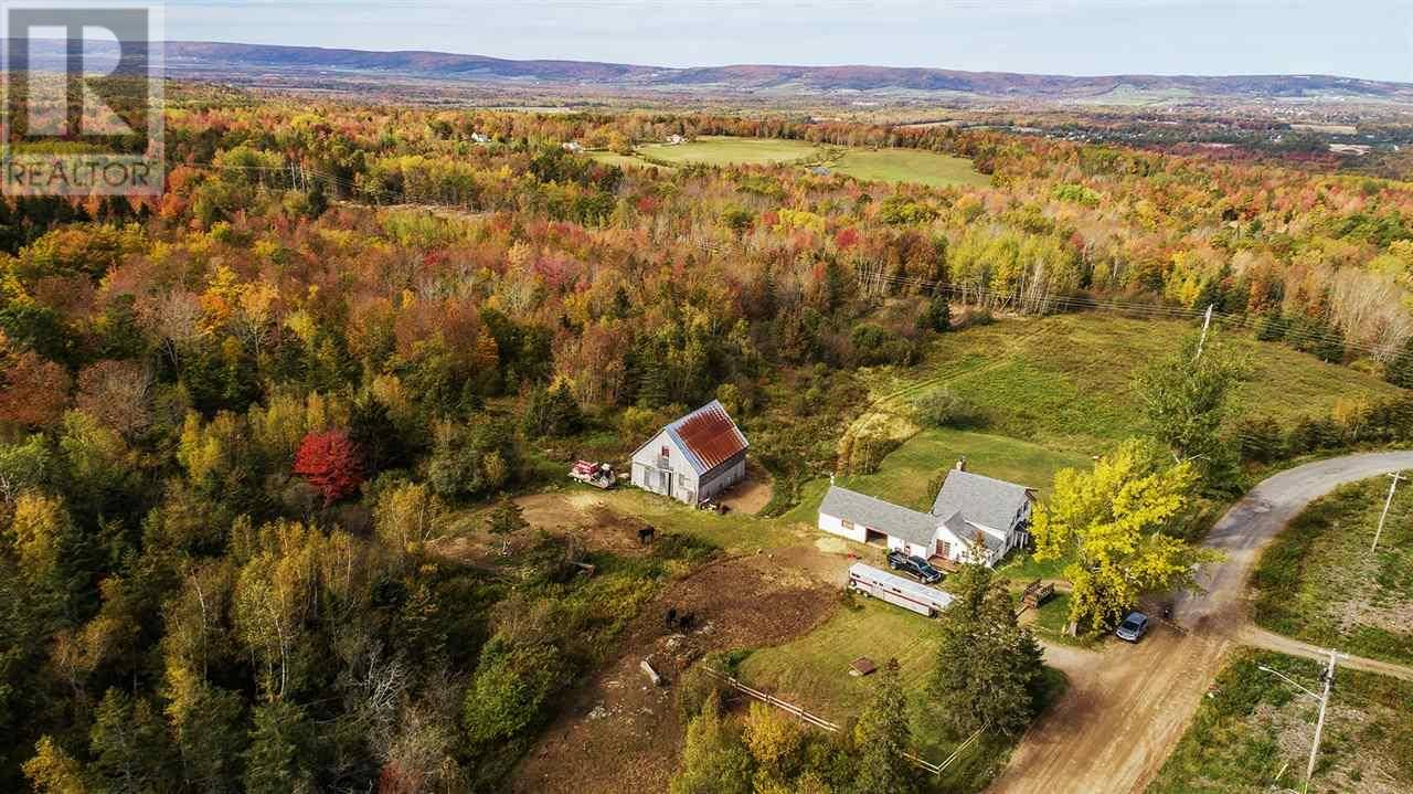 House for sale at 303 Varner Mountain Rd Nictaux Nova Scotia - MLS: 201914954