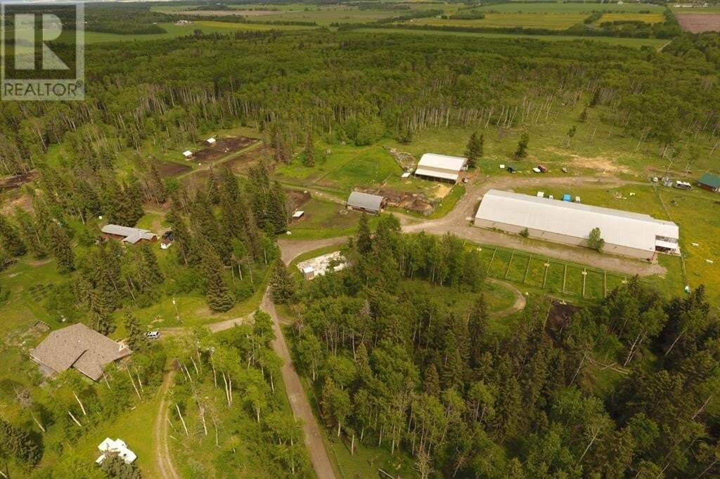 House for sale at 30301 Range Road 52  Rural Mountain View County Alberta - MLS: CA0184676