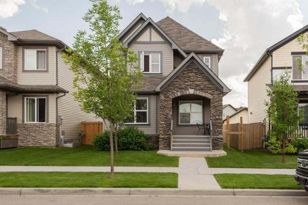 House for sale at 3031 20 Av NW Edmonton Alberta - MLS: E4198420