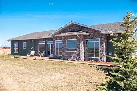 House for sale at 30313 Range Road 25  Rural Mountain View County Alberta - MLS: C4241878