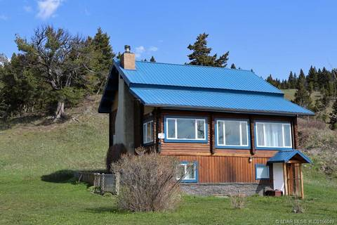 Residential property for sale at 3032 Twp Rd 72b  Rural Pincher Creek Md Alberta - MLS: LD0166049