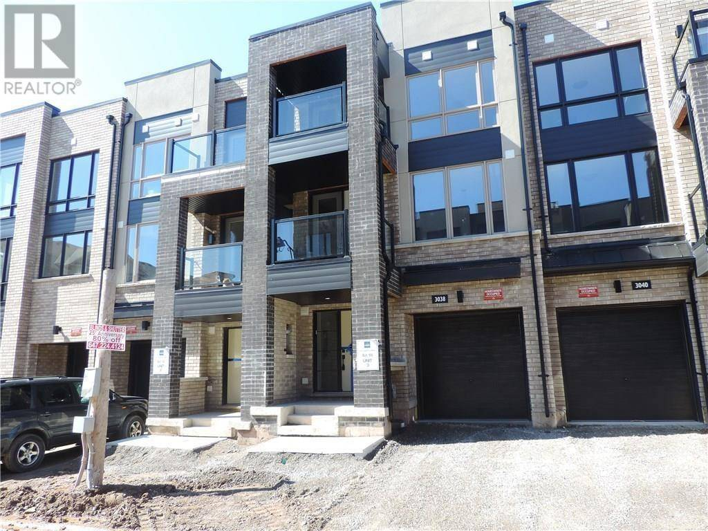 Townhouse for rent at 3038 Silvertip Common Oakville Ontario - MLS: 30789778