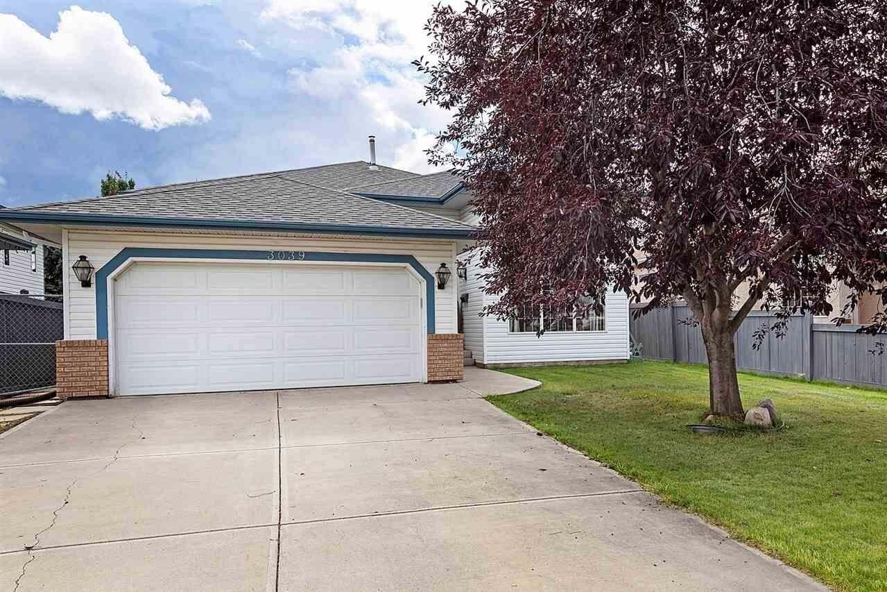 House for sale at 3039 36a Av NW Edmonton Alberta - MLS: E4213331