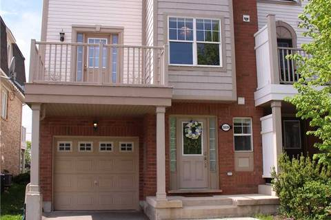 Townhouse for rent at 3039 Dewridge Ave Oakville Ontario - MLS: W4473510