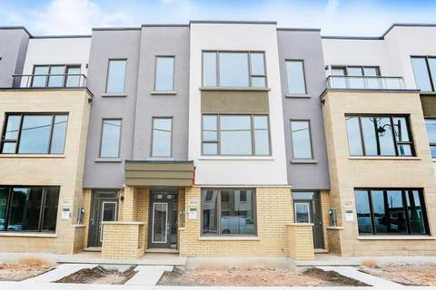 Townhouse for sale at 3039 Ernest Appelbe Blvd Oakville Ontario - MLS: W4649041