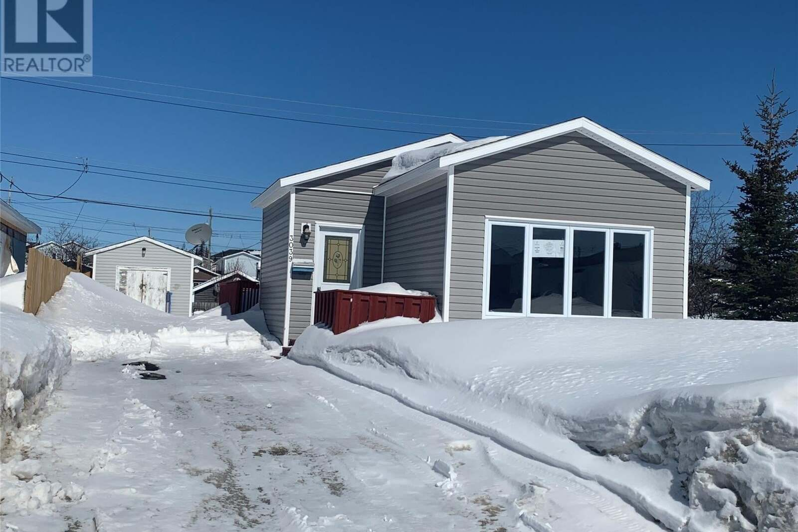 House for sale at 3039 Walsh River Rd Labrador City Newfoundland - MLS: 1213049