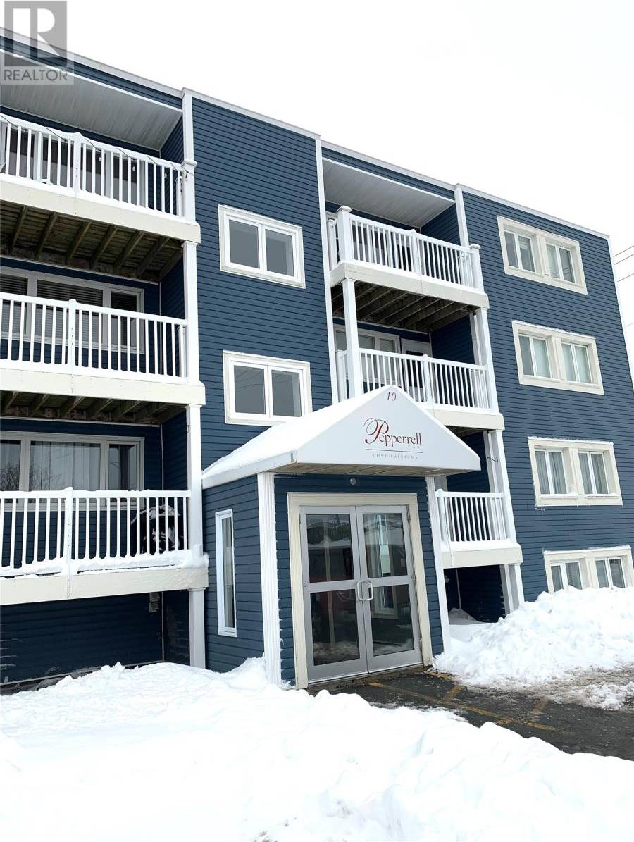 House for sale at 10 Selfridge Rd Unit 304 St. John's Newfoundland - MLS: 1207268