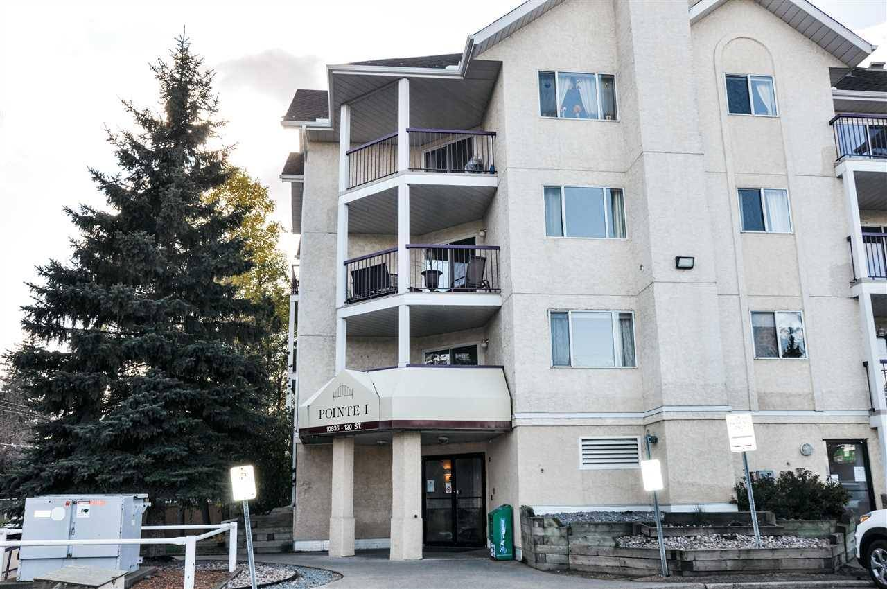 Condo for sale at 10636 120 St Nw Unit 304 Edmonton Alberta - MLS: E4176689