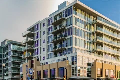 Condo for sale at 1087 2 Ave Northwest Unit 304 Calgary Alberta - MLS: C4278175