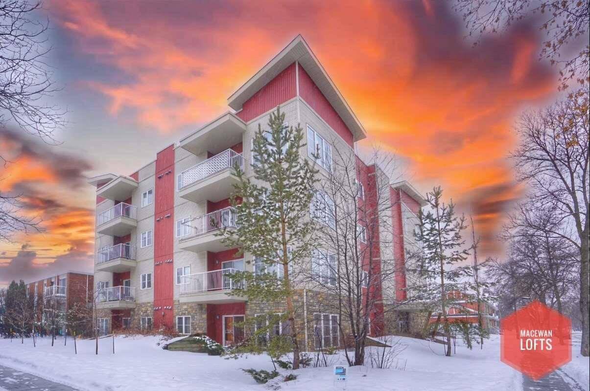 Condo for sale at 11107 108 Ave Nw Unit 304 Edmonton Alberta - MLS: E4187120