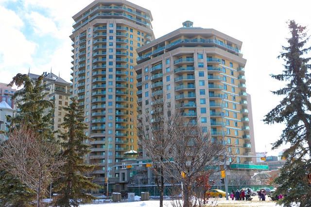 Buliding: 1121 6 Avenue Southwest, Calgary, AB