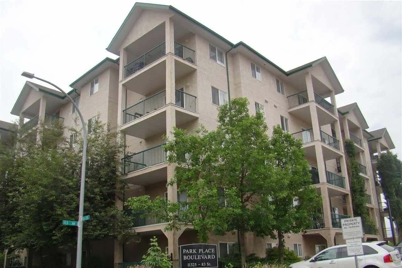 Condo for sale at 11325 83 St NW Unit 304 Edmonton Alberta - MLS: E4200395