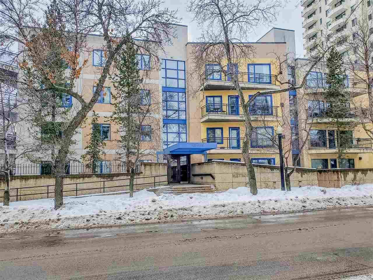 Condo for sale at 11415 100 Ave Nw Unit 304 Edmonton Alberta - MLS: E4186558