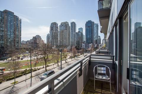 Condo for sale at 1155 Seymour St Unit 304 Vancouver British Columbia - MLS: R2351451