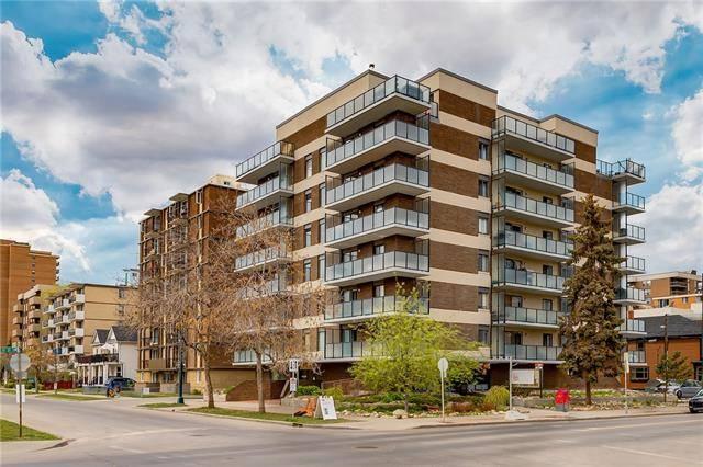 Buliding: 1208 14 Avenue Southwest, Calgary, AB