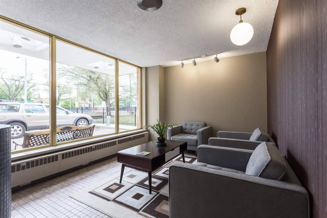 Condo for sale at 12207 Jasper Ave Nw Unit 304 Edmonton Alberta - MLS: E4178720