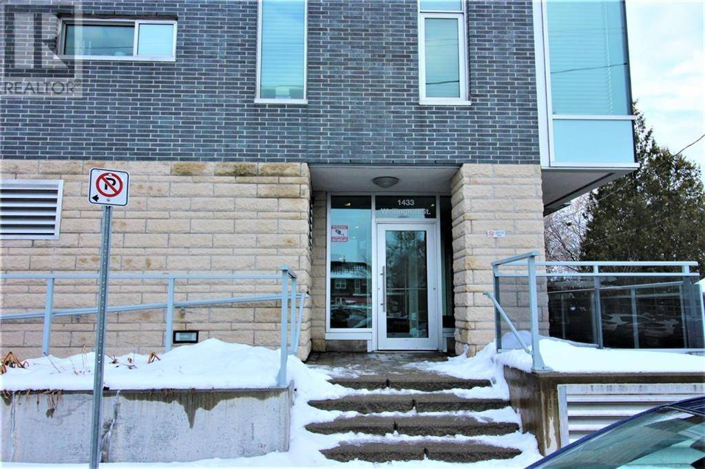 Condo for sale at 1433 Wellington St Unit 304 Ottawa Ontario - MLS: 1175780