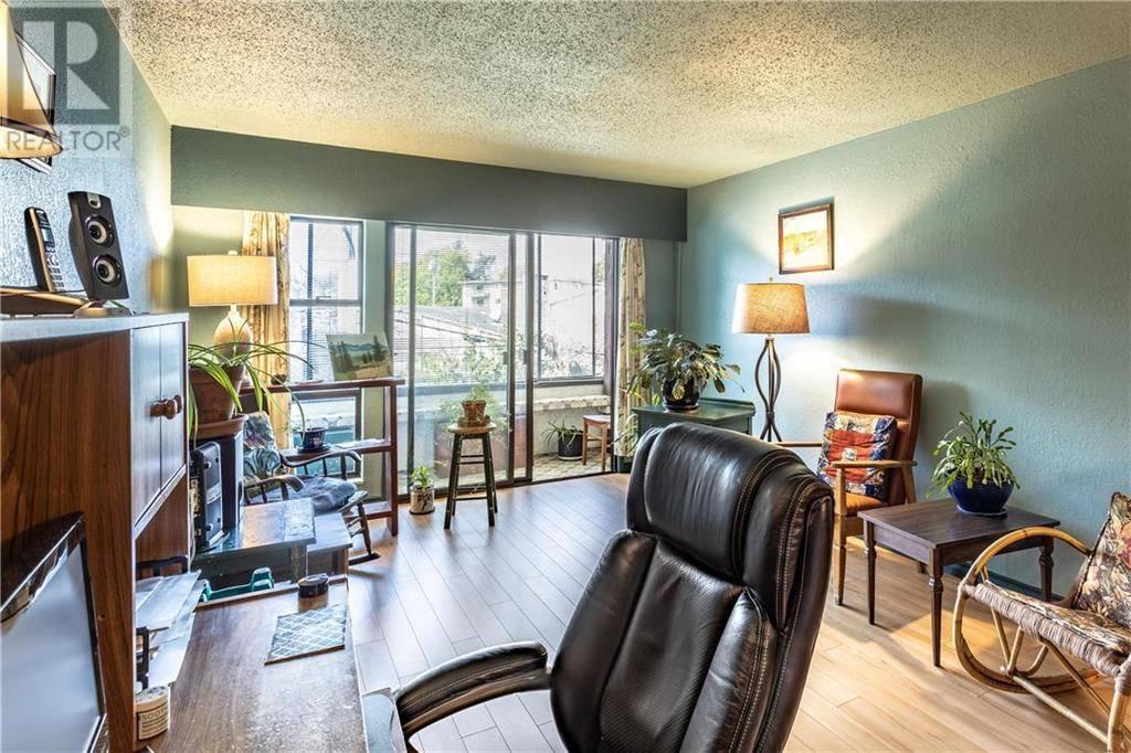 Condo for sale at 1537 Morrison St Unit 304 Victoria British Columbia - MLS: 414437