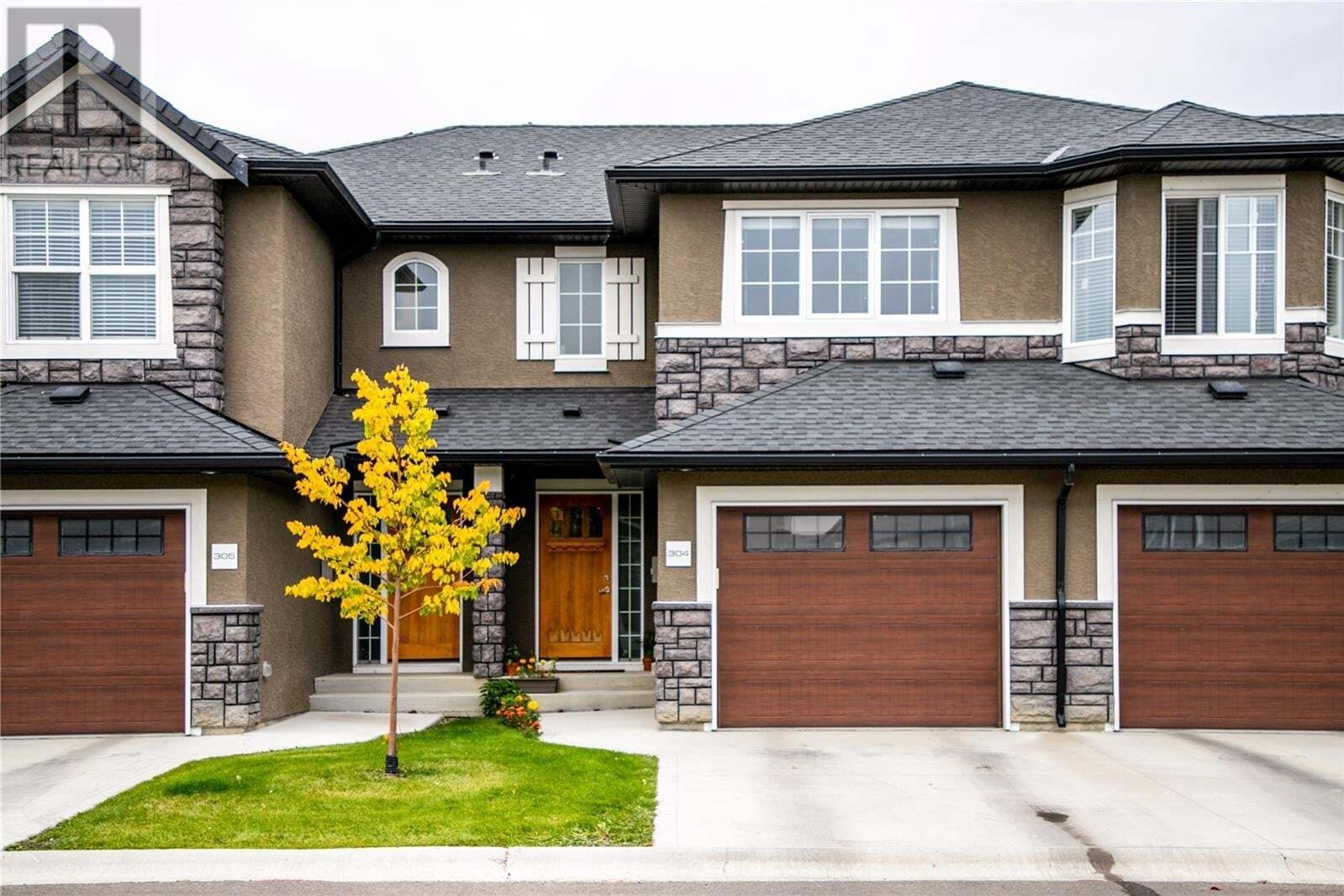 Townhouse for sale at 2007 Pohorecky Cres Unit 304 Saskatoon Saskatchewan - MLS: SK828044