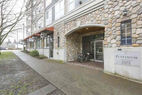 Condo for sale at 2102 38th Ave W Unit 304 Vancouver British Columbia - MLS: R2347588