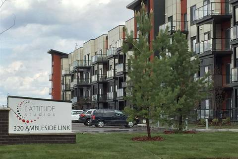 Condo for sale at 320 Ambleside Li Sw Unit 304 Edmonton Alberta - MLS: E4161205